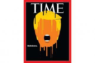 Time Magazine Donald Trump Meltdown Cover