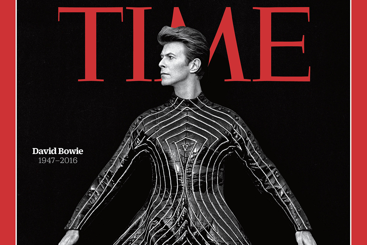 Time David Bowie, 1947-2016