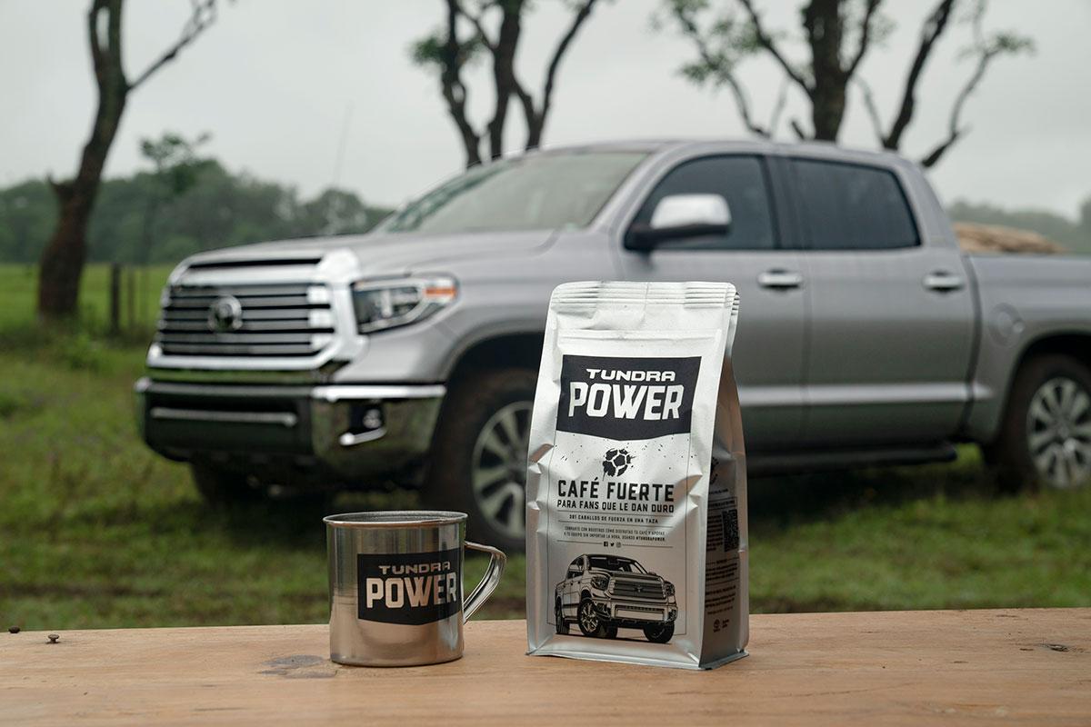 Toyota Tundra Power World Cup Coffee (print)
