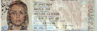 UK Home Office New UK Passport Design