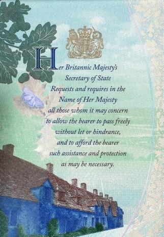 UK Home Office New UK Passport Design (2)