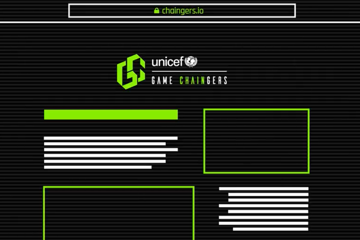 UNICEF Gamechaingers