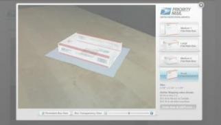 US Postal Service Virtual Box Simulator Demo
