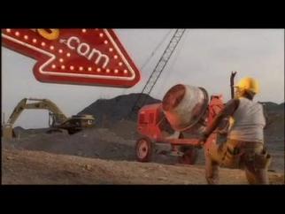 Vegas.com Cement Mixer