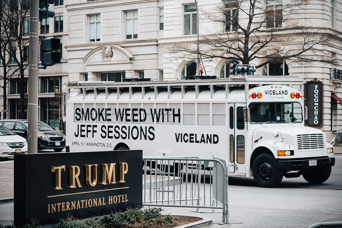VICELAND Weed Week - Jeff Sessions