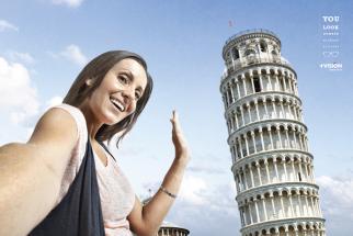 +Vision Fail - Pisa
