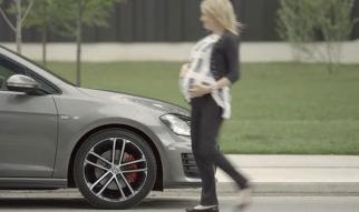 Volkswagen Golf GTD Delivery