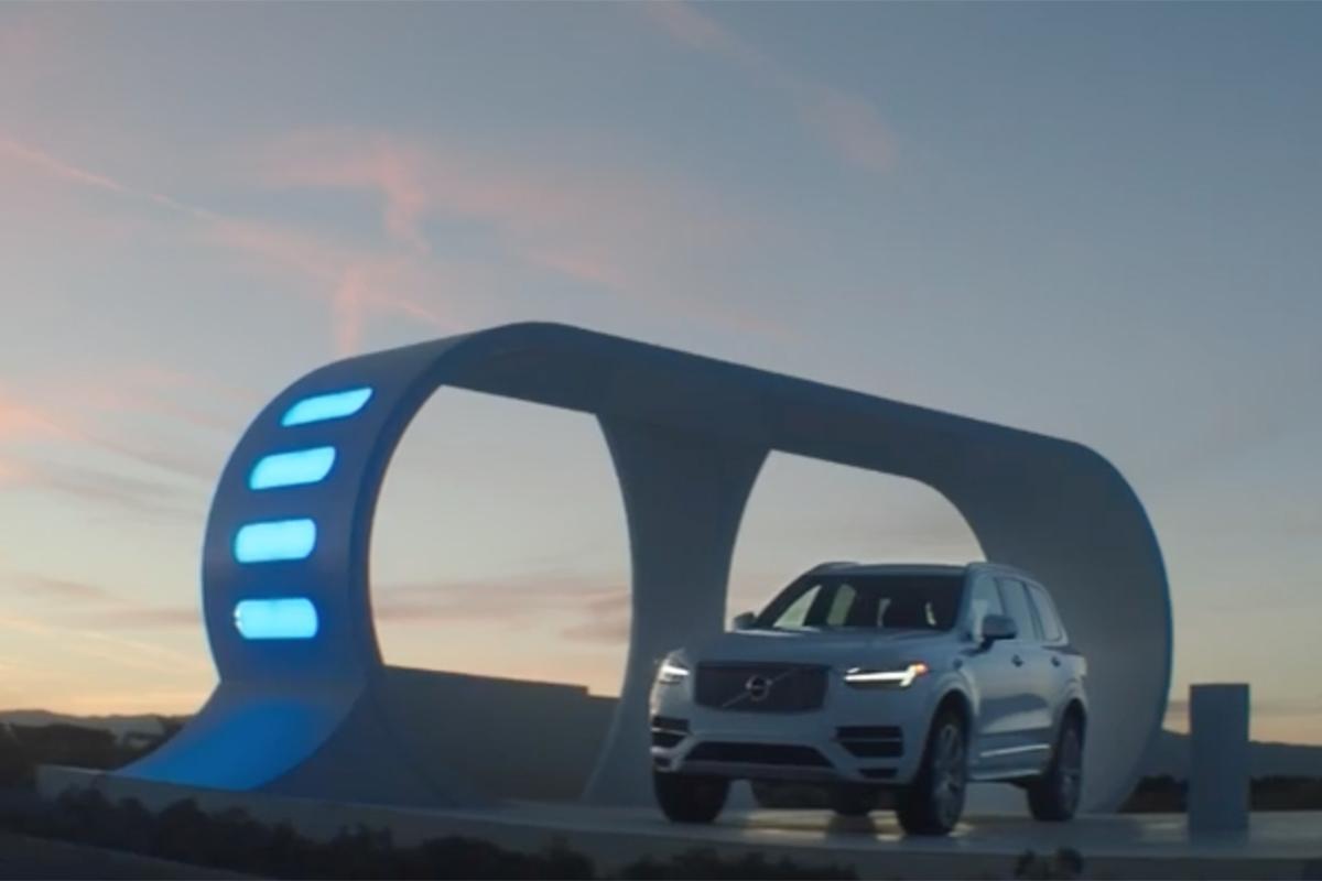 Volvo Highway Robbery