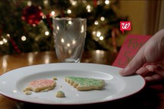 Walgreens Cookies for Santa