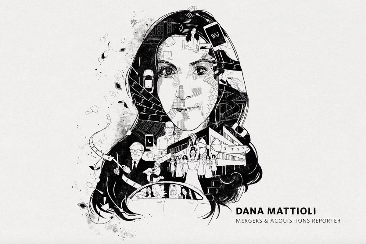 Wall Street Journal The Face of Real News-Dana Mattioli