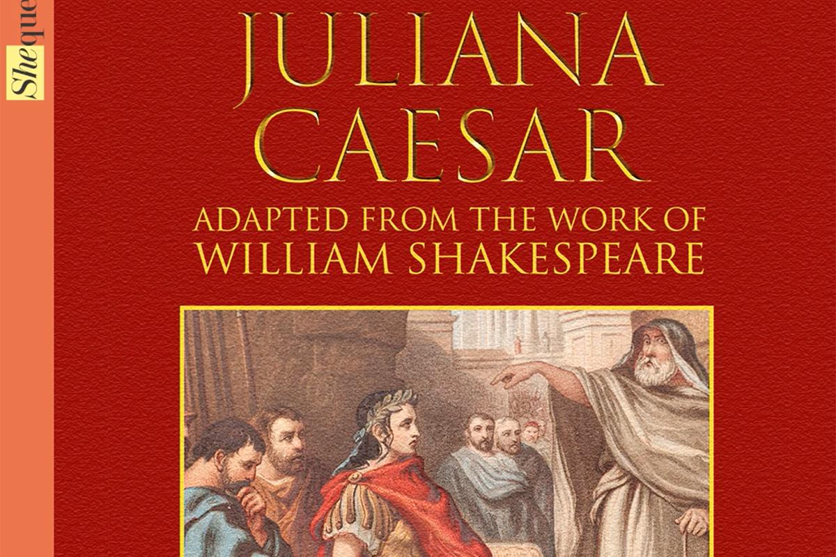 WD Bookstore Shequel - Juliana Caesar