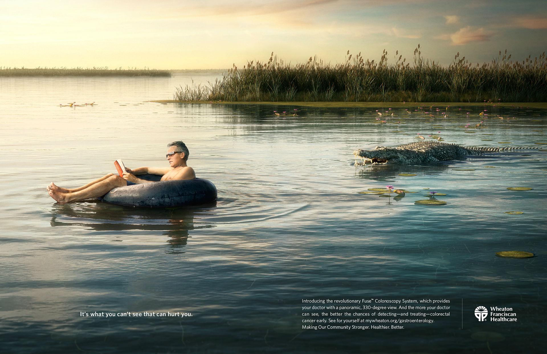 Wheaton Franciscan Healthcare Alligator