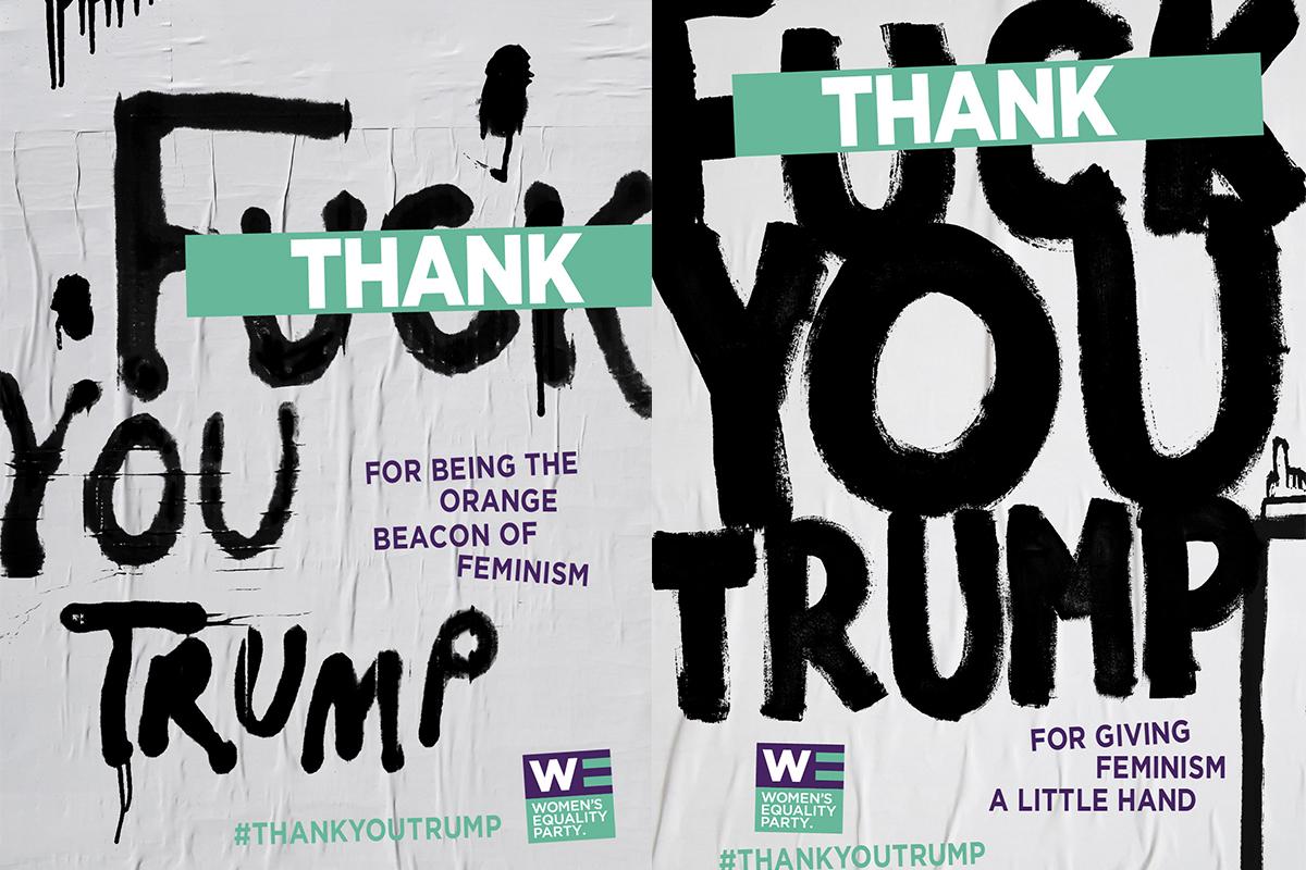 Thank You Trump