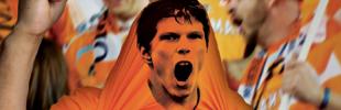 Wonder Years Dutch Football Federation Supporter Shirt