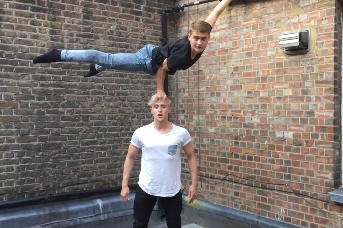 World's Strongest Boys Compilation Film
