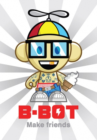 Thunderdog Studios B-Bot Avatar (4)