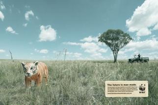 World Wildlife Fund (Australia) The Future is Man Made