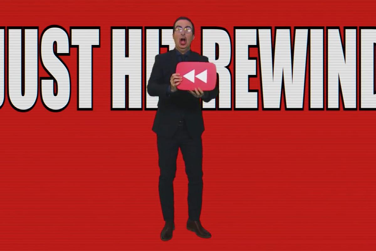 YouTube YouTube Rewind 2015
