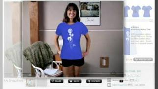 Zugara Webcam Social Shopper