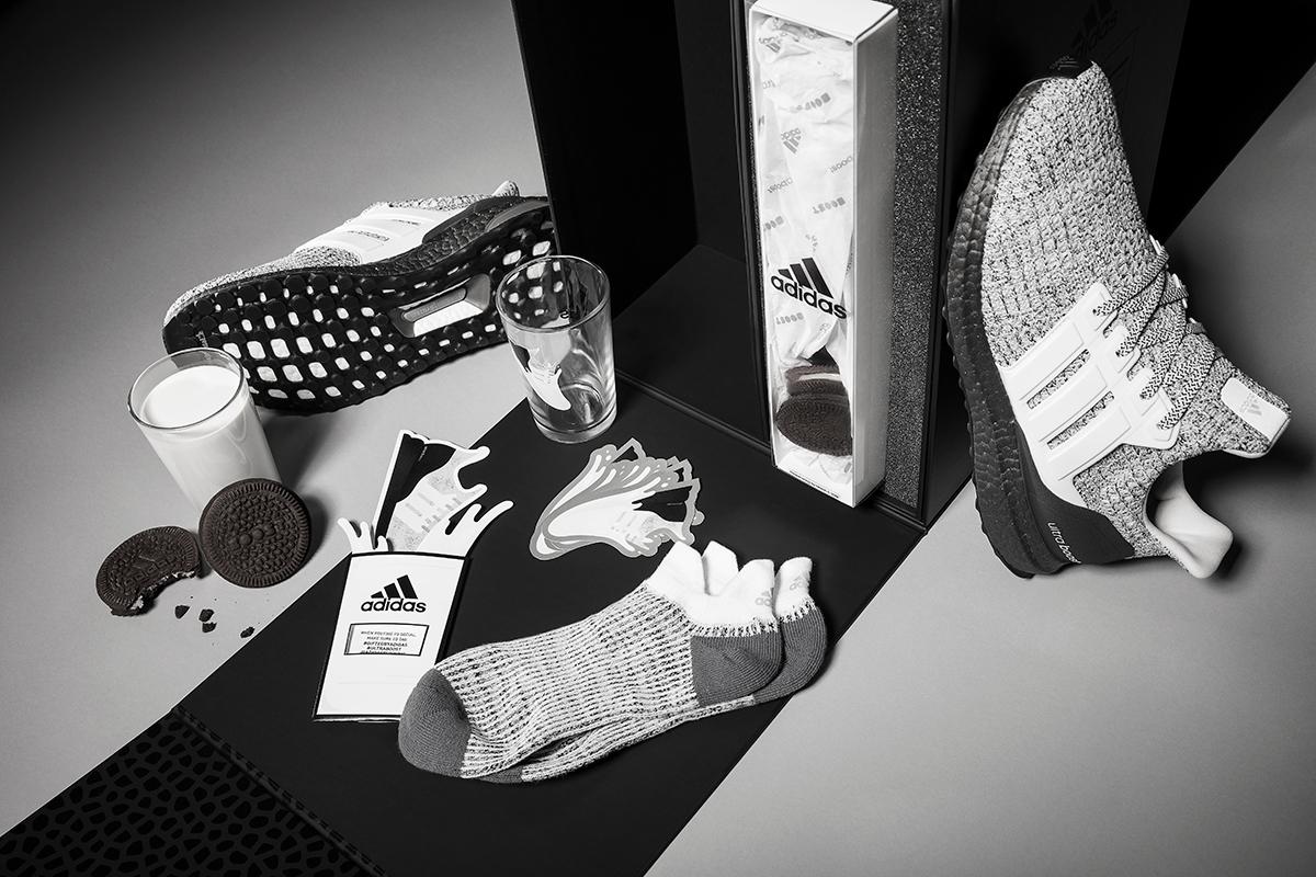 Adidas Made Shoes LIke That Look LIke Shoes Oreos Print (image) Creativity 666d5e