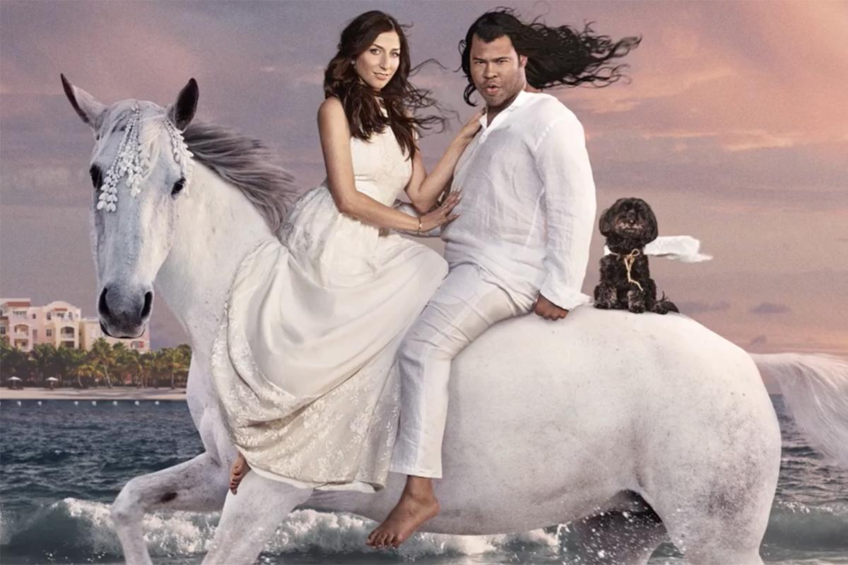Chelsea Peretti And Jordan Peele Fake Their Real Wedding