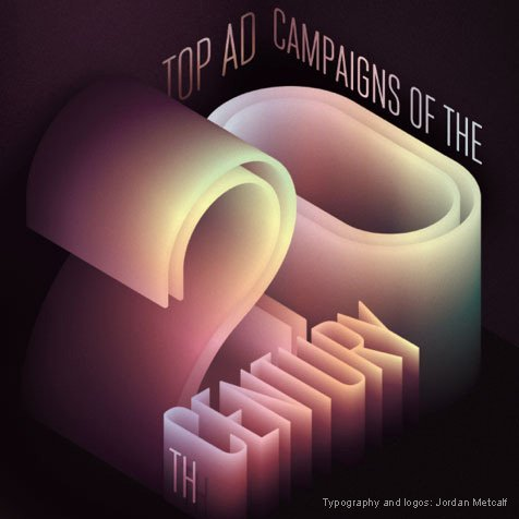 20th Century's Top 100 Ad Campaigns